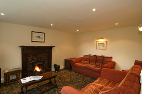 lholiday cottage lounge