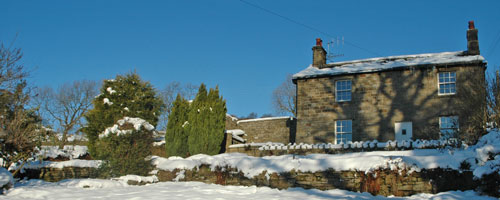 Yorkshire Dales holiday cottage - Bruce Cottage UK